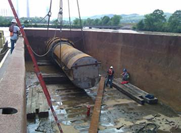 Kingston Debris Removal 1