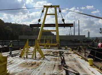 Kingston Skimmer Wall Construction 1