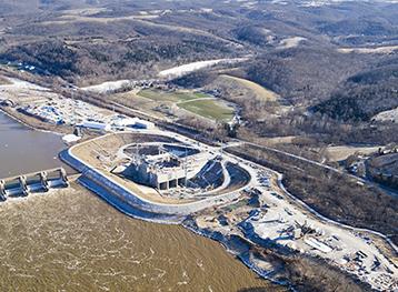 Meldahl Hydroelectric Powerhouse 1
